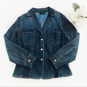 Escada Sport Denim Jacket/Blazer